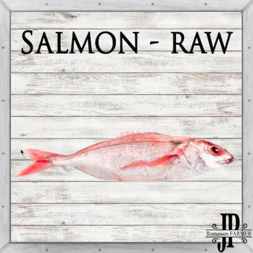 20x Salted Salmon [G&S]