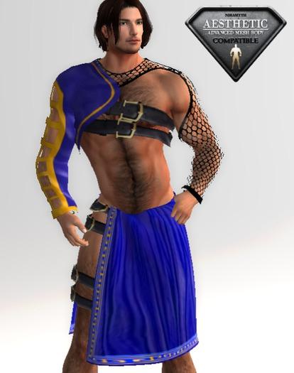 XK Roman Arena Set Blue
