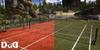 """"""" FatPack Tennis Court"""" c/m -100% original mesh"""