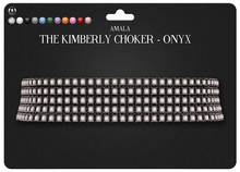 Amala - The Kimberly Choker - Onyx