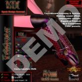 KDC Ayumi ballet boots - DEMO