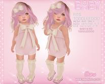 :*BABY*: {ToddleeDoo} Dara - Pink