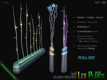 ~isil~ Multicolour LED Plant Decor (Full Set)