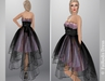 FaiRodis N3 dress pink black pack