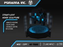 PsiNanna, Inc. Strakt-Licht Hover Sculpture
