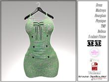 bag outfit Cira flower Green *Arcane Spellcaster* Ak-Creations