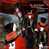 Hatter is Mad & Oddity*  Mad Hatter Avatar /Boxed