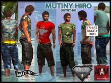 MUTINY HIRO OUTFIT #01 (ADAM & AESTHETIC)