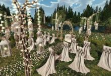 Aphrodite - Romantic Wedding - Ceremony Set