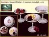 Bliensen + MaiTai - Nostalgia - Dessert Platter - 3 versions