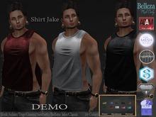 .::Arkan::. Shirt Jake + Fitmesh {DEMO}