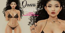 *HS*Donna-Shape Bento for Maitreya and Catya Catwa