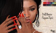~GD~Doll Boutin Vol. I(Square Tips) - Slink Dynamic Hands(Fem)