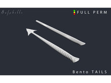 BENTO FULL PERM - 2 ANIMATED TAILS V1