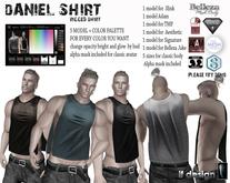 [lf design] Daniel Shirt