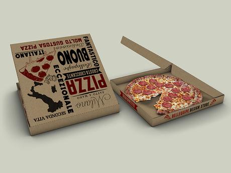 {BE} Delizioso Pizza
