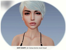 .QUENBY. - Kate Shape for Catwa head GIFT