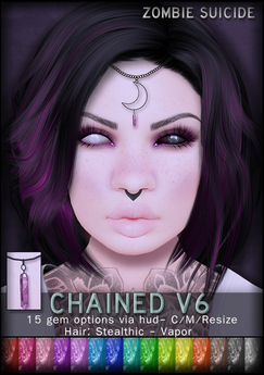 :Z.S: Chained V6