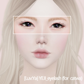 [Luv:Ya] YEJI_eyelash (for catwa)