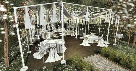 Aphrodite - Romantic Wedding - Party Complete