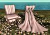 Aphrodite - Romantic Wedding - Animated wedding Chairs for adults or kids