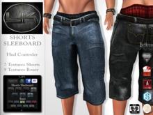 YACK - Mens MESH Shorts Sleeboard