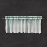 [Brixley] linen curtain - beachy blue