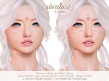 Stardust - Rosanna - Gold & Silver Tattoo (WEAR ME)