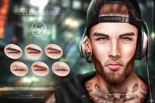 IDTTY Faces - Devilish Eyebrows SHORT SCAR