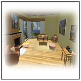 Dafodil Living Room - Belle Belle Furniture