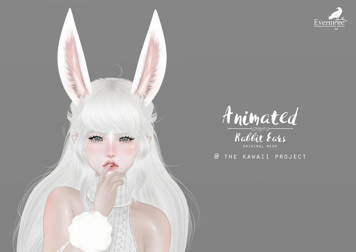 Evermore. Animated Rabbit Ears