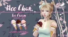 Evermore. Moo-Chan Ice Cream //