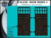 Icaland - Door Model 3