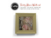ChiMia:: Teddy Wall Art