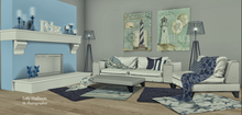 Once upon time... Summer Living room PG