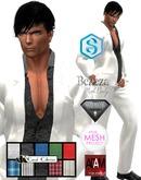 XK Casual Suit White