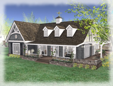 ROCKPORT COTTAGE PART MESH BOXED