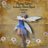 Bad Katz Flying Fairy