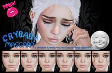 [POUT!] Cry baby mascara - LELUTKA
