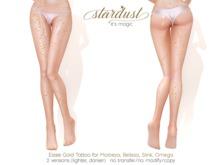 Stardust - Estee - Gold Tattoo (WEAR ME)