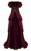 The Annex - Her Ladyship Gown - Mauve