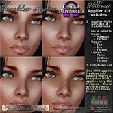 ~JJ~ Portrait Omega Freckles Applier