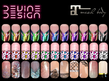 Devine Design - Maitreya Finger & Toe Nails 06