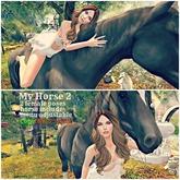 //Secret Poses// My Horse 2 (Bento)