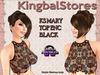 KS MARY TOP ENC BLACK (OMEGA)