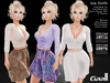 Gaall Lois Outfit for Maitreya clothes, Slink Physique, Slink Hourglass and Classic Avatars-10 Tex
