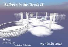 Ballroom in the Clouds II by Alzahra Ames
