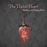The Nailed Heart / By: Infernal Alchemy