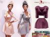 Bens Boutique - Heydra Skirt & Shirt - Hud Driven Maitreya,Slink(all),Fitmesh