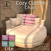 [DDD] Cozy Cuddle Chair [Lite Ver]